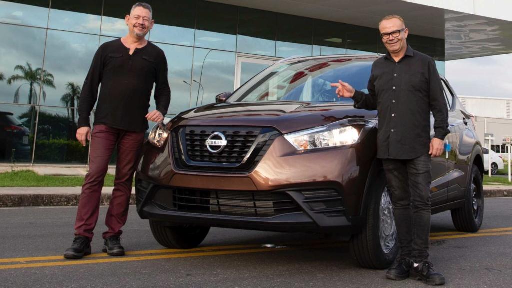 Nissan Kicks alcança 100 mil unidades produzidas no Brasil Nissan48