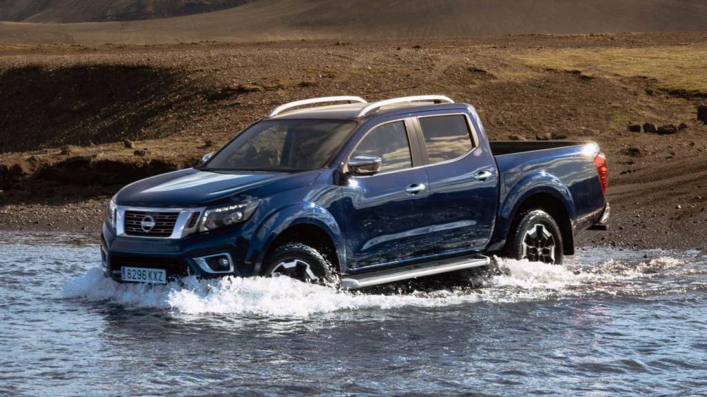 Nissan Frontier 2020 ganha novo visual e melhorias técnicas na Europa Nissan50