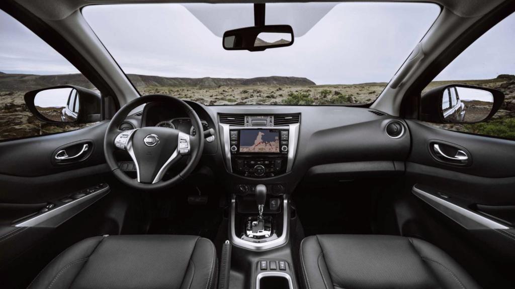 Nissan Frontier 2020 ganha novo visual e melhorias técnicas na Europa Nissan51