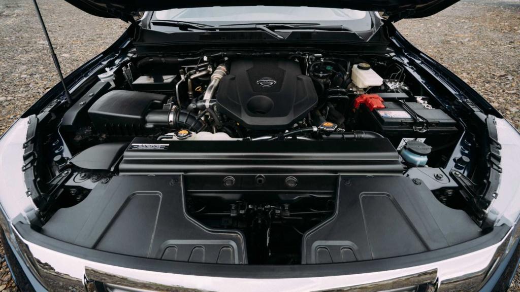 Nissan Frontier 2020 ganha novo visual e melhorias técnicas na Europa Nissan52
