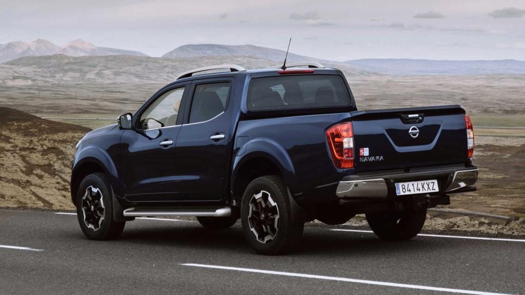 Nissan Frontier 2020 ganha novo visual e melhorias técnicas na Europa Nissan53