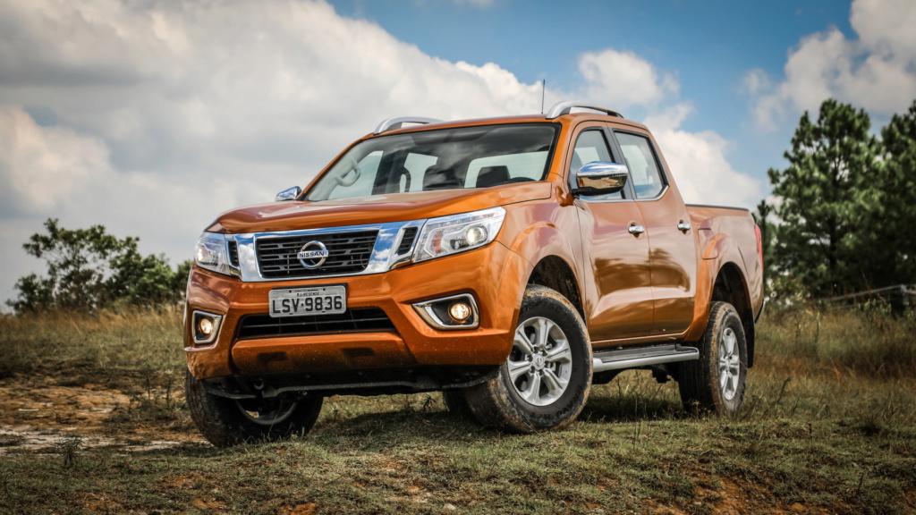 Nissan Frontier poderá ganhar versão híbrida com tecnologia e-POWER Nissan56