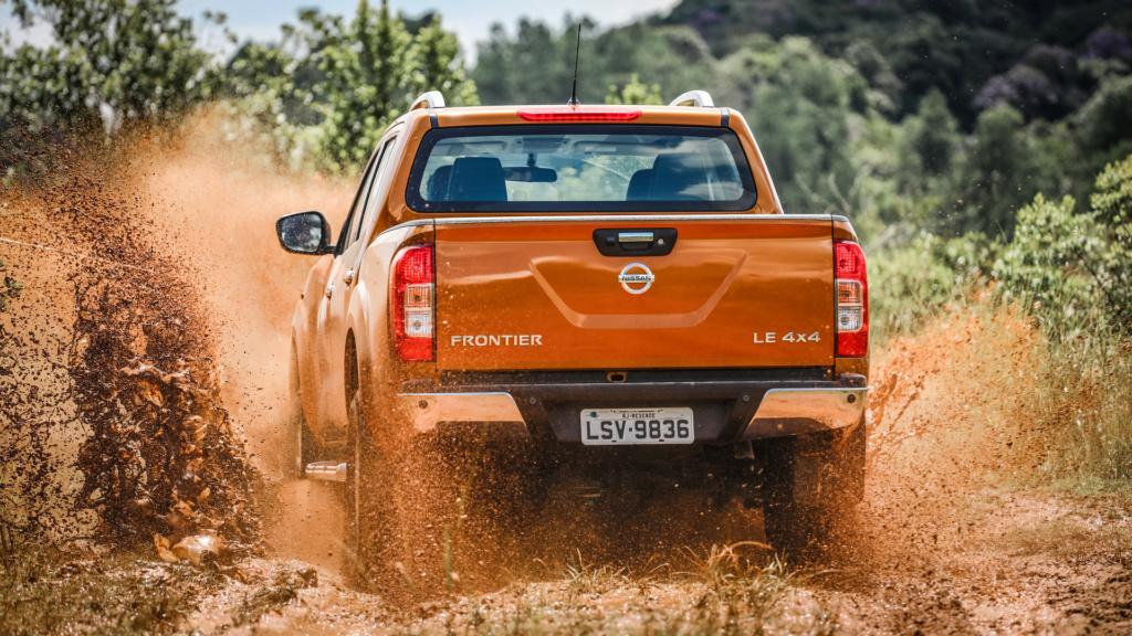 Nissan Frontier poderá ganhar versão híbrida com tecnologia e-POWER Nissan57