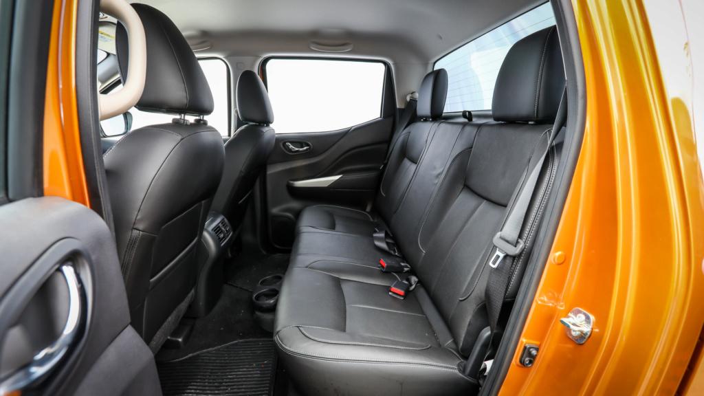 Nissan Frontier poderá ganhar versão híbrida com tecnologia e-POWER Nissan58