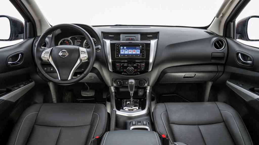 Nissan Frontier poderá ganhar versão híbrida com tecnologia e-POWER Nissan59