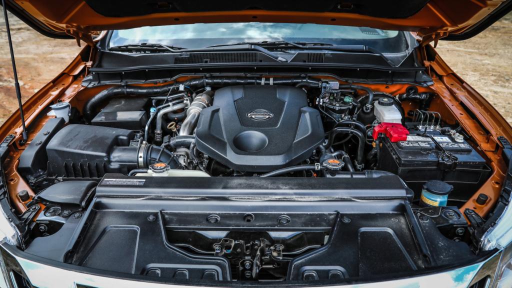 Nissan Frontier poderá ganhar versão híbrida com tecnologia e-POWER Nissan60