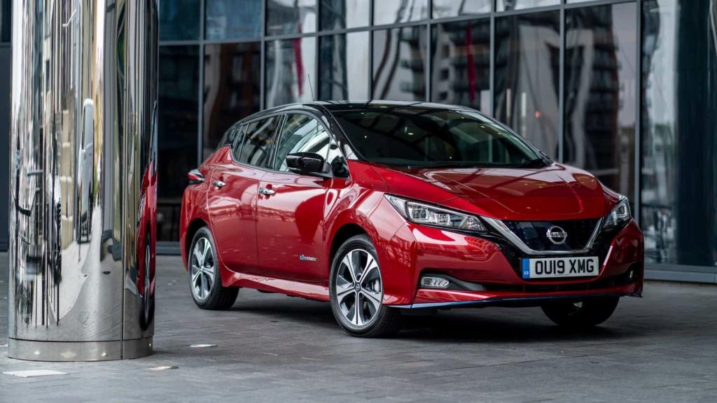 Reino Unido já tem mais estações de recarga do que postos de gasolina Nissan63