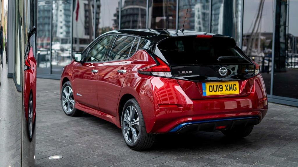 Reino Unido já tem mais estações de recarga do que postos de gasolina Nissan64