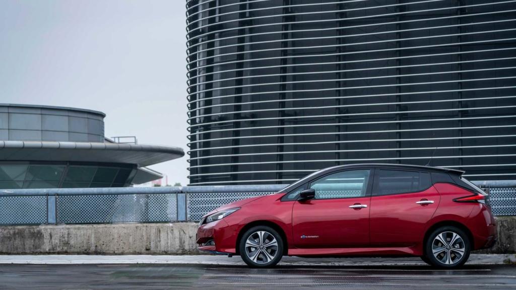 Reino Unido já tem mais estações de recarga do que postos de gasolina Nissan66