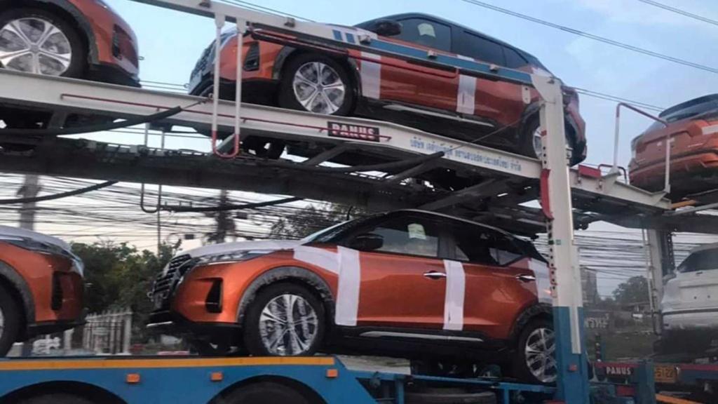 Flagra: Novo Nissan Kicks 2021 aparece sem camuflagem Nissan78