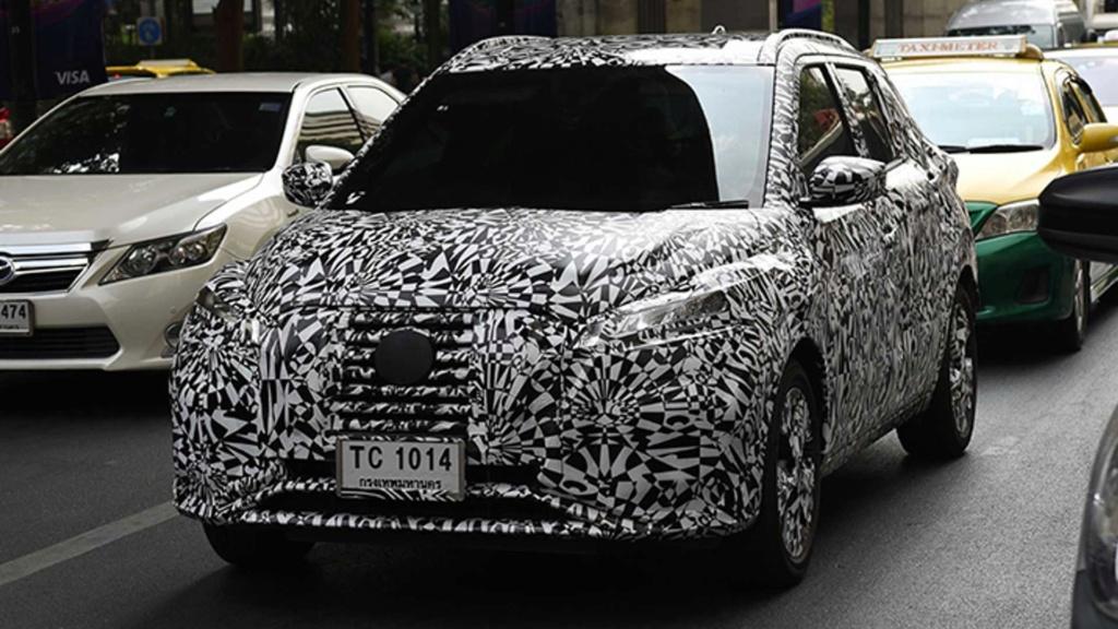 Flagra: Novo Nissan Kicks 2021 aparece sem camuflagem Nissan79