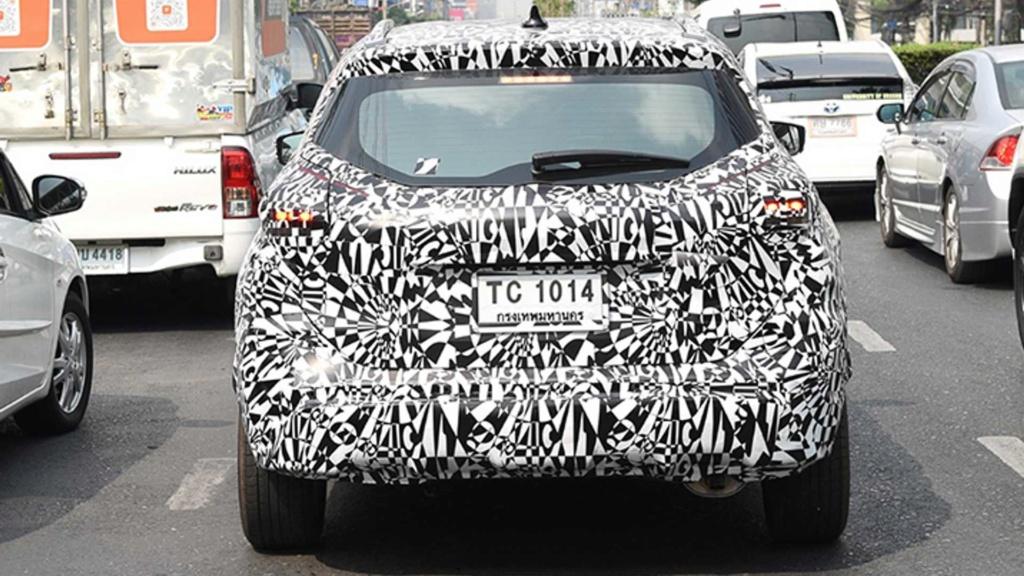 Flagra: Novo Nissan Kicks 2021 aparece sem camuflagem Nissan82