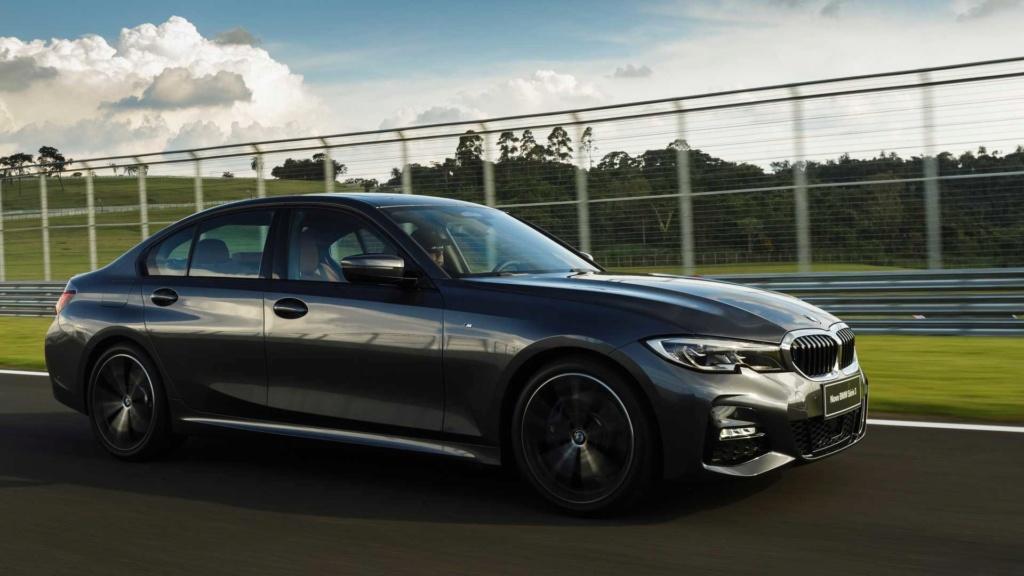 Primeiras Impressões Novo BMW 330i: Esporte fino Novo-b13