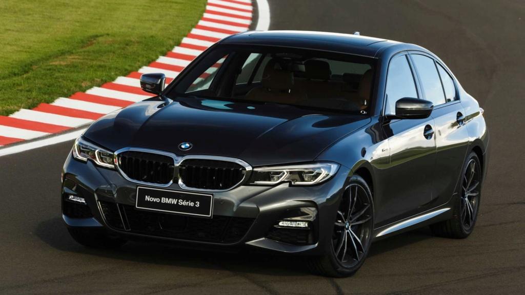 Primeiras Impressões Novo BMW 330i: Esporte fino Novo-b15