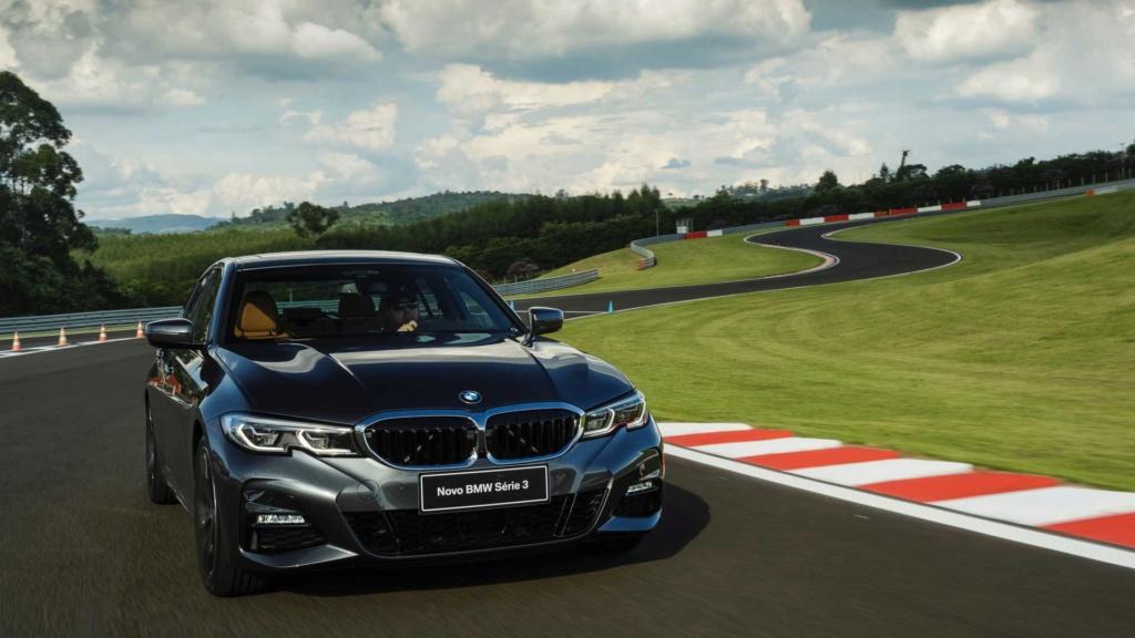 Primeiras Impressões Novo BMW 330i: Esporte fino Novo-b17