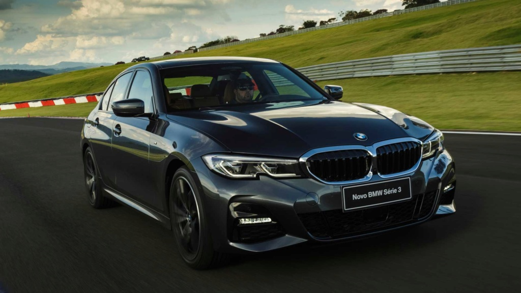 Série 3 e Série 5 colocam BMW no topo Novo-b21