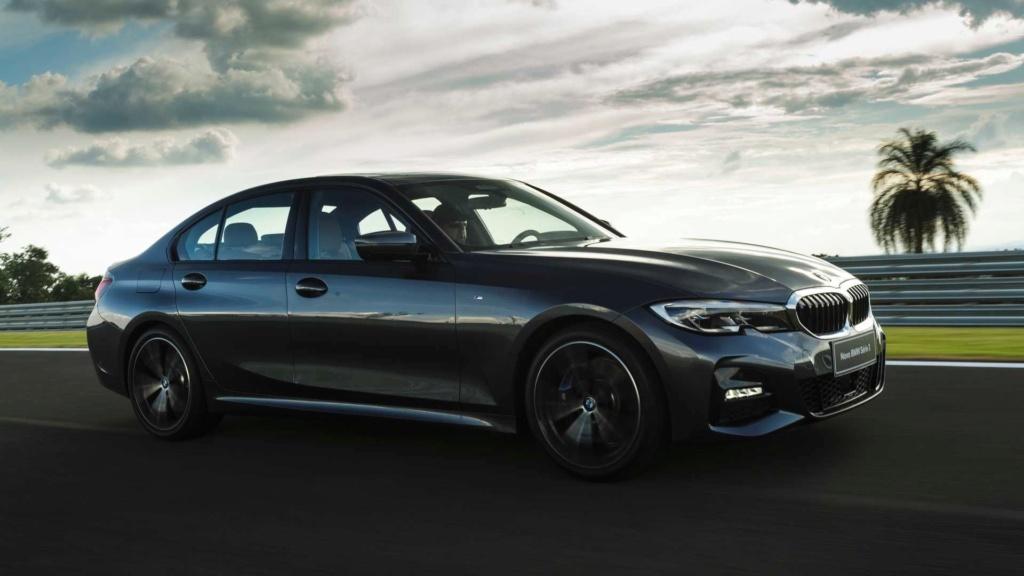 Série 3 e Série 5 colocam BMW no topo Novo-b23