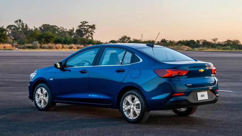 GM convoca 19.050 unidades do Onix Plus por risco de incêndio Novo-o11
