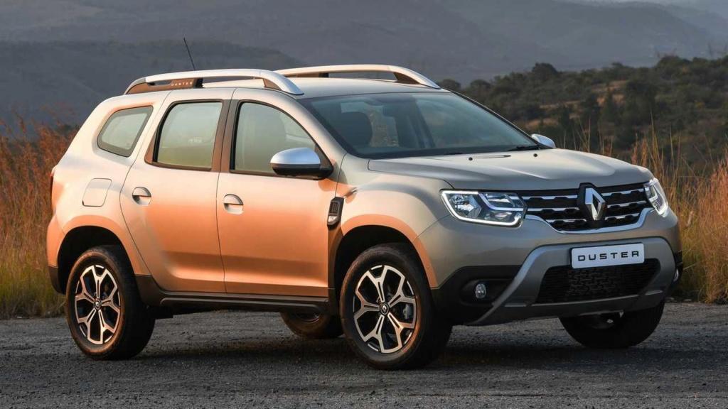 Novo Renault Duster nacional reduz disfarce, mas só chega em 2020 Novo-r10