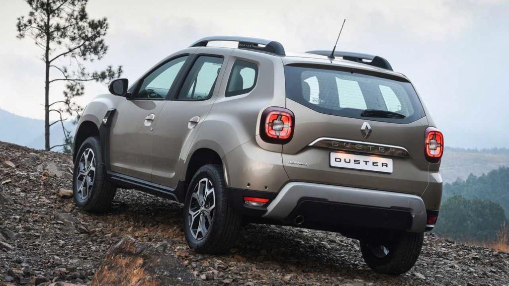 Novo Renault Duster nacional reduz disfarce, mas só chega em 2020 Novo-r11