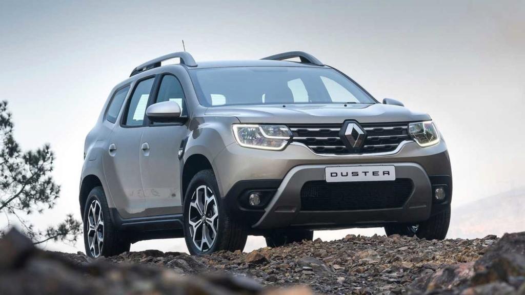 Novo Renault Duster 1.3 turbo só chega em 2021 Novo-r12