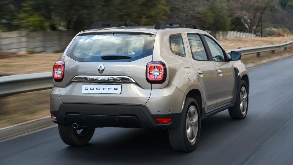 Novo Renault Duster 1.3 turbo só chega em 2021 Novo-r13