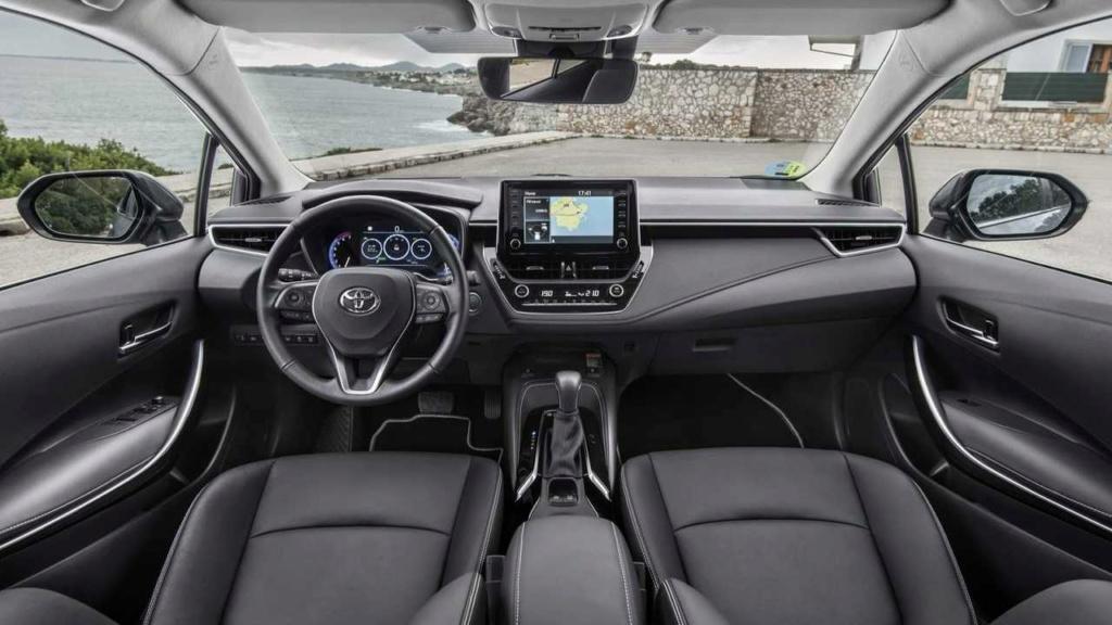 Novo Toyota Corolla híbrido flex é confirmado para final de 2019 Novo-t10