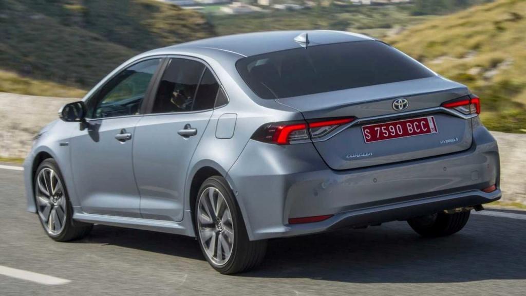 Novo Toyota Corolla híbrido flex é confirmado para final de 2019 Novo-t11