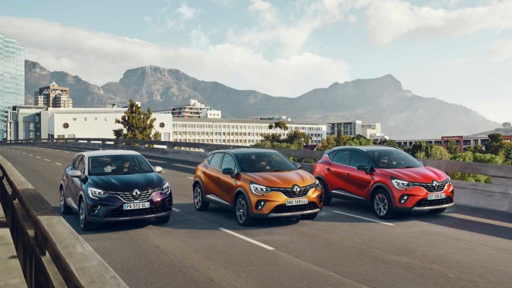 Renault Captur ganha nova geração para a Europa com versão híbrida Nuova-10