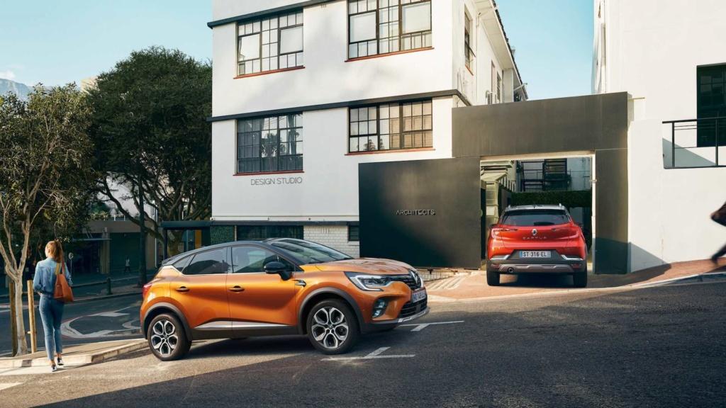 Renault Captur ganha nova geração para a Europa com versão híbrida Nuova-13