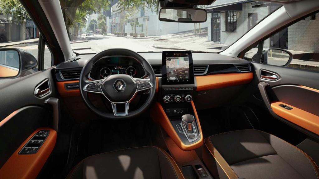 Renault Captur ganha nova geração para a Europa com versão híbrida Nuova-15