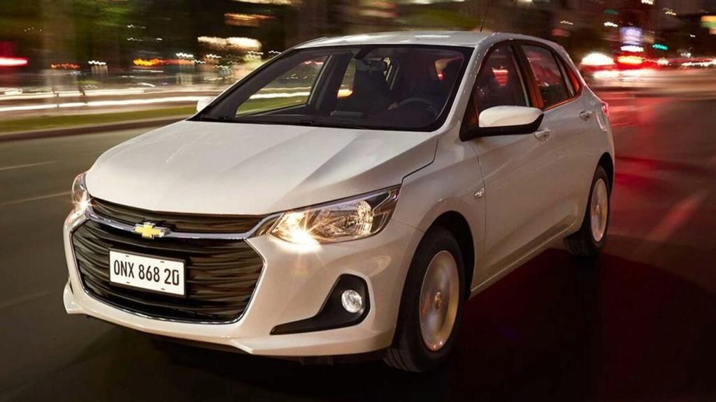 Chevrolet Onix Hatch 2020: GM divulga dimensões e novas fotos Onix-h10