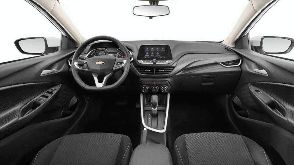 Chevrolet Onix Hatch 2020: GM divulga dimensões e novas fotos Onix-h11