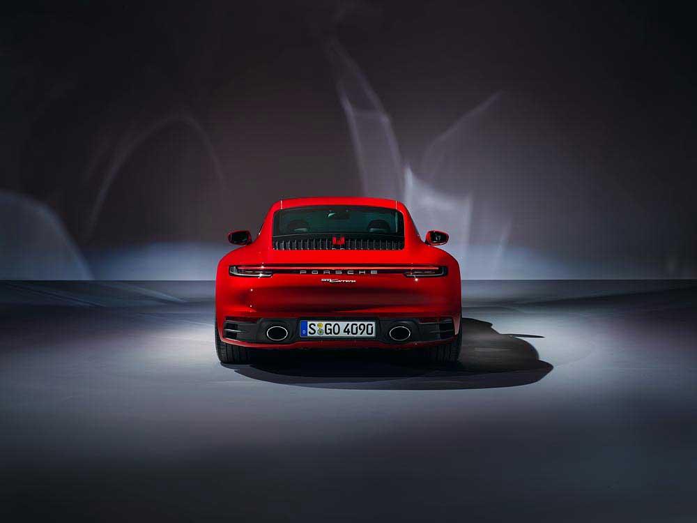 """Novo Porsche 911 Carrera """"de entrada"""" é apresentado com 385 cv P19_0510"""