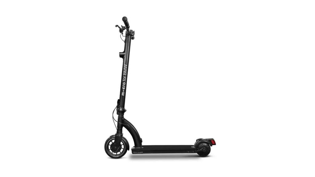 BMW entra na moda dos patinetes elétricos com o E-Scooter Patine11
