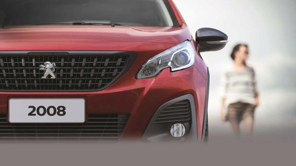 Peugeot 2008 reestilizado começa a ser produzido no Brasil Peugeo35