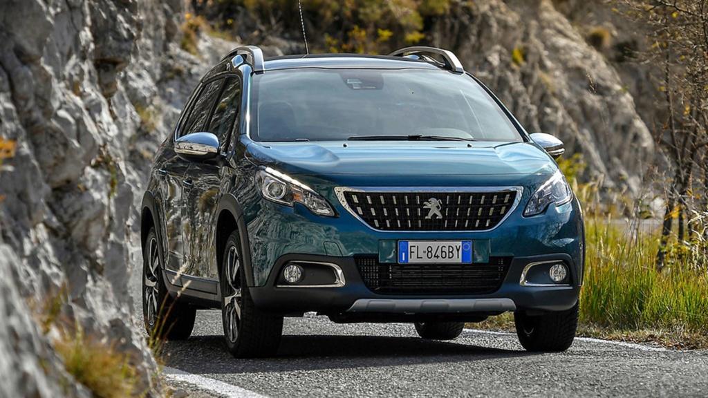 Peugeot 2008 reestilizado começa a ser produzido no Brasil Peugeo36