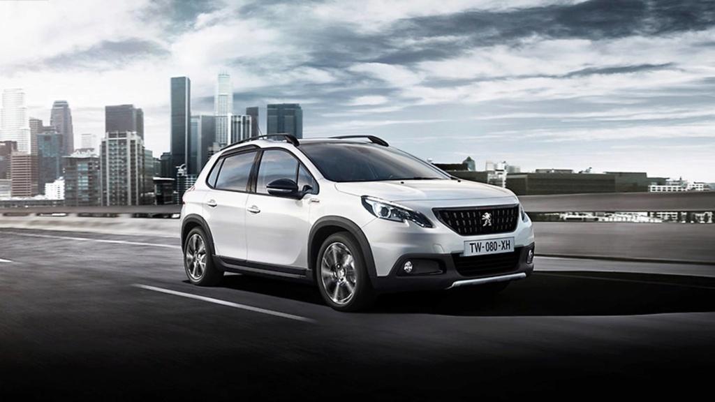 Peugeot 2008 reestilizado começa a ser produzido no Brasil Peugeo38