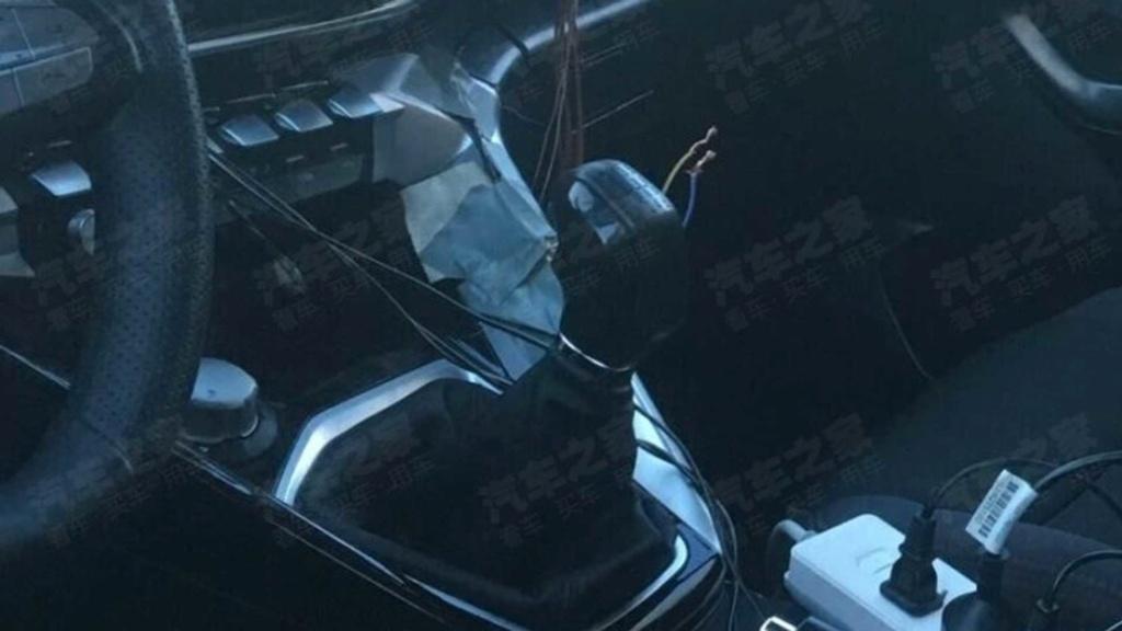 Picape média da Peugeot tem interior adiantado por modelo chinês Peugeo48