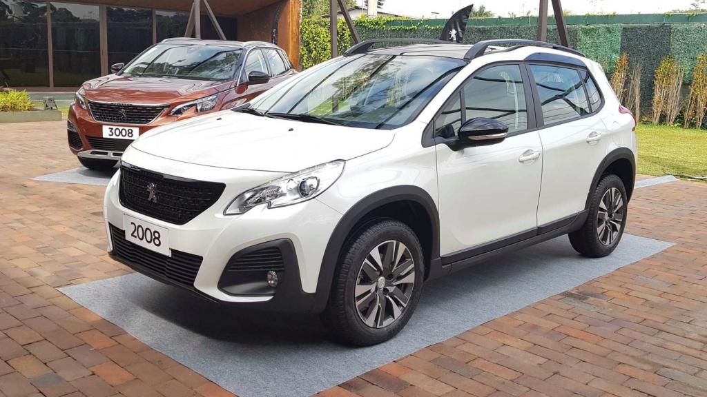Novo Peugeot 2008 2020 estreia novo design por R$ 69.990 Peugeo59