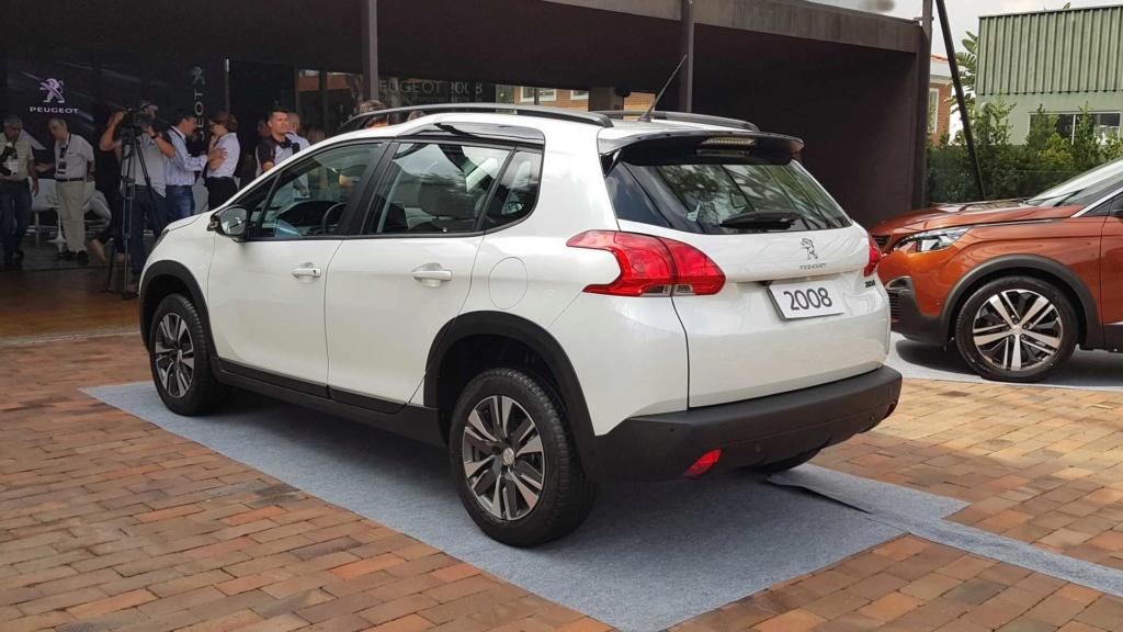 Novo Peugeot 2008 2020 estreia novo design por R$ 69.990 Peugeo60