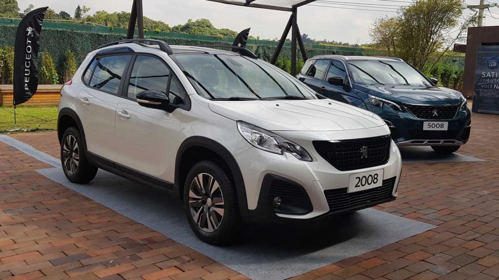 Novo Peugeot 2008 2020 estreia novo design por R$ 69.990 Peugeo61