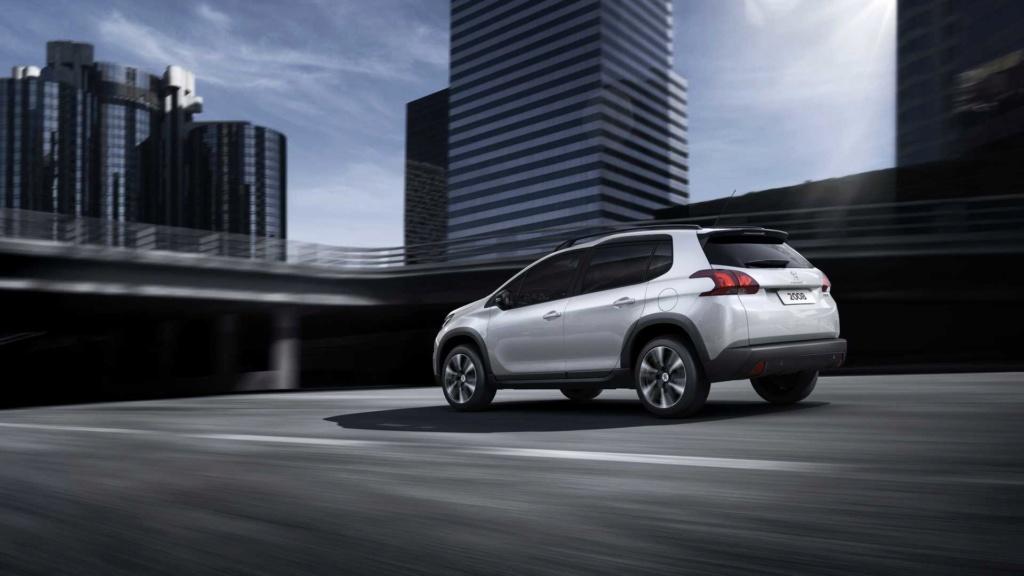 Novo Peugeot 2008 2020 estreia novo design por R$ 69.990 Peugeo63