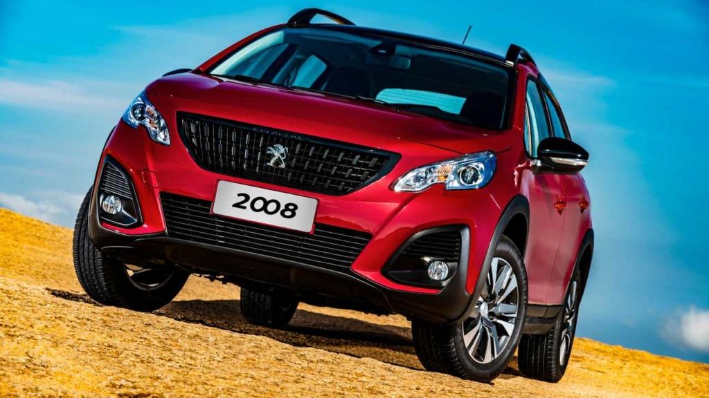 Peugeot 2008 2020 deixa o melhor para depois Peugeo74