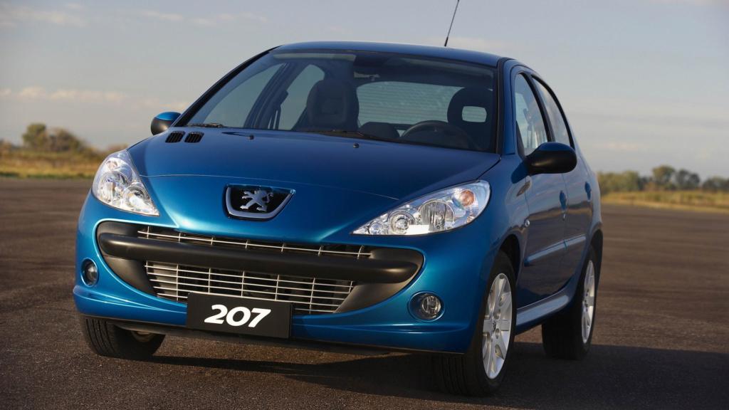 Peugeot 207 brasileiro foi um erro que custou caro, diz CEO da marca Peugeo88