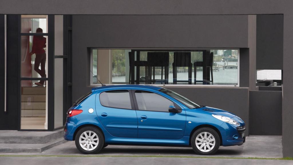 Peugeot 207 brasileiro foi um erro que custou caro, diz CEO da marca Peugeo91