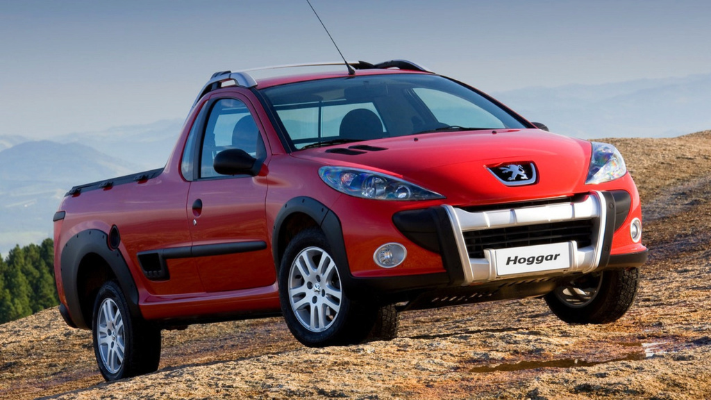 Peugeot 207 brasileiro foi um erro que custou caro, diz CEO da marca Peugeo92