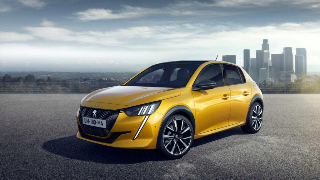 """Flagra: Novo Peugeot 208 """"Mercosul"""" terá diferenças para o europeu Peugeo94"""