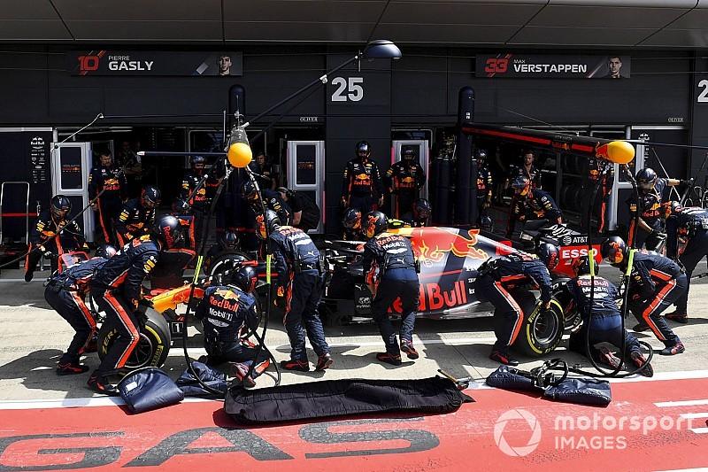 Veja o pit stop mais rápido da história da F1: 1s91 Pierre10