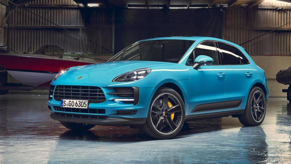 Porsche Macan 2020 traz novo design por R$ 329 mil Porsch19